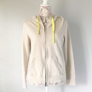Two by Vince Camuto Zip Up Hoodie